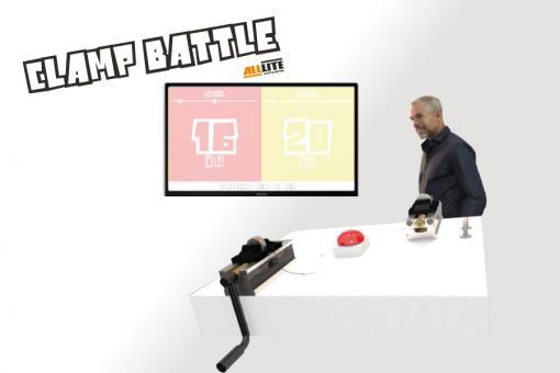 Clamp Battle VIP Pass
